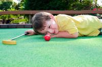 Idée de Sortie Curan Grimpe et Cimes - Mini-golf