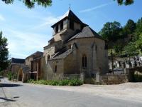 Idée de Sortie Salles la Source Eglise romane de Saint-Austremoine