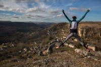 Idée de Sortie Sébazac Concourès Parcours Trail Salles-la-Source n 1