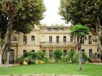 Parc de la légion d´honneur ancien République Bouches du Rhone