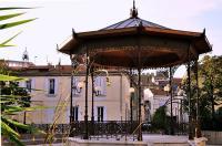 Square place des Martyrs Bouches du Rhone