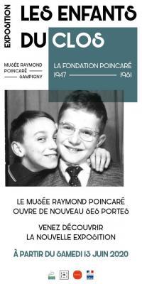 Evenement Lorraine EXPOSITION 'LES ENFANTS DU CLOS POINCARÉ'