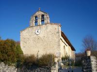 Idée de Sortie Hautes Pyrénées EGLISE DE SAMURAN