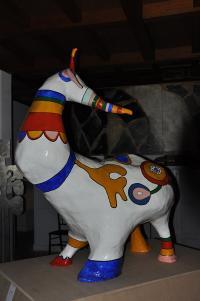 Idée de Sortie Givardon Parc de Sculptures Contemporaines du Donjon de Jouy