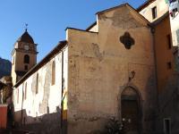 Idée de Sortie Saorge Eglise paroissiale Saint-Sauveur