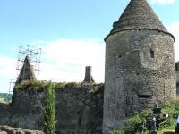 Idée de Sortie Sainte Nathalène Château de Temniac