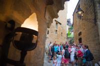 Idée de Sortie Saint André d'Allas Visites guidées en Espagnol de la cité médiévale de Sarlat
