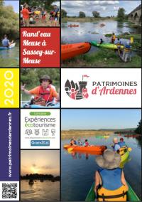 Evenement Beaumont en Argonne RAND'EAU MEUSE - CIRCUITS COMMENTÉS EN CANOË-KAYAK