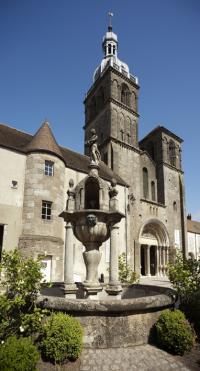 Idée de Sortie Villargoix Basilique Saint-Andoche