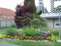 Idée de Sortie Neufchâtel sur Aisne SAULT SAINT REMY, Village Fleuri 3 Fleurs