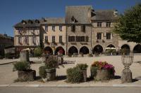 Idée de Sortie Pradinas Visite ludique de Sauveterre-de-Rouergue