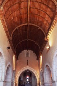 Idée de Sortie Fontaine les Grès Eglise Saint-Martin
