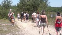 Idée de Sortie Sarliac sur l'Isle Parcours de marche nordique, parcours de santé et fitness sur le Causse de l'Isle