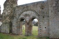 Idée de Sortie Manche Abbaye de Savigny-le-Vieux