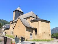 Idée de Sortie Hautes Pyrénées EGLISE DE SAZOS