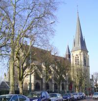 Idée de Sortie Le Plessis Robinson Église Saint-Jean-Baptiste de Sceaux