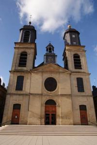Idée de Sortie Sedan Eglise Saint Charles