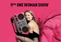 Evenement Mouzon Humour - One woman : N5 de CHOLLET