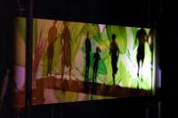 Evenement Neufmanil Théâtre de papier et d'ombre, musique : Où cours-tu comme ça -