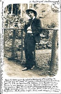 Evenement Douzy Visite guidée VAH Sedan : Georges Delaw, une jeunesse à Sedan