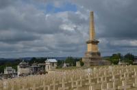 Evenement Raucourt et Flaba Visite guidée VAH Sedan : Le cimetière Saint- Charles, d'une guerre à l'autre