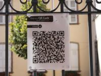 Circuit QR code flashez sur le patrimone Ebersheim