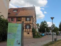 Sentier L´Ill aux trésors Ebersheim