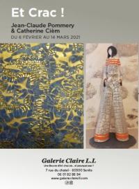 Evenement Oise Exposition à la galerie Claire L.L