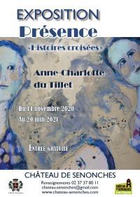 Evenement Centre Exposition de peinture Présence Histoires Croisées