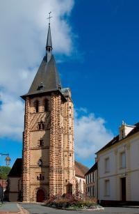 Idée de Sortie Eure et Loir Visite de ville de Senonches
