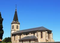 Idée de Sortie Hautes Pyrénées EGLISE SAINT OURS SENTOUS
