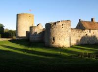 Idée de Sortie Tannières Château de Nesles
