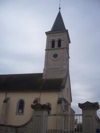Idée de Sortie Saône et Loire Eglise Saint-Odilon