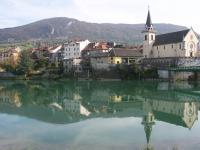 Idée de Sortie Chanay Eglise de Seyssel Haute-Savoie