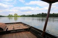 Passeurs de Loire - La Grande Aigrette-Credit