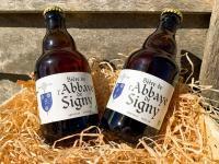 Idée de Sortie Lépron les Vallées Bière de l'Abbaye de Signy