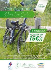 Idée de Sortie Thin le Moutier Location de vélo électrique
