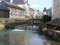 Idée de Sortie Signy l'Abbaye SIGNY L'ABBAYE, Village Fleuri 2 Fleurs