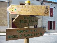 Idée de Sortie Sigoulès Boucle de Sigoulès