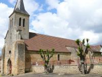 Idée de Sortie Coux et Bigaroque Eglise de Siorac en Périgord
