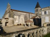 Idée de Sortie Châteauneuf sur Charente ÉGLISE DE SIREUIL