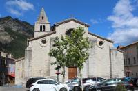 Idée de Sortie Alpes de Haute Provence Cathédrale Notre-Dame et Saint-Thyrse