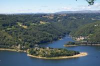 Idée de Sortie Sainte Geneviève sur Argence Site naturel de la Presqu'île de Laussac