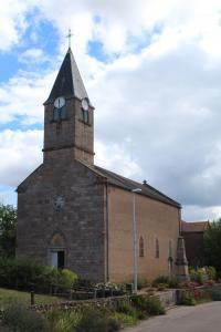 Idée de Sortie Saint Bonnet de Joux Eglise de Sivignon