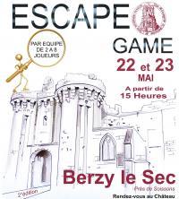 Evenement Saint Pierre Aigle Escape game à Berzy- le-Sec
