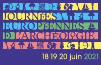 Evenement Saint Pierre Aigle Les Journées Européennes de l'Archéologie 2021