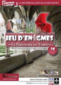 Idée de Sortie Belleu le prisonnier du temps, jeu d'énigmes