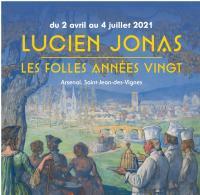 Idée de Sortie Belleu Exposition Lucien Jonas. Les Folles années 20