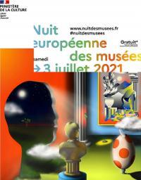 Evenement Saint Pierre Aigle La Nuit des Musées 2021 à Soissons
