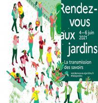 Idée de Sortie Pasly Rendez-vous aux jardins : Le parc Saint-Crépin